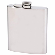 Maxam® 18oz Stainless Steel Flask