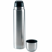 Maxam  1qt Stainless Steel Vacuum Bottle 13""