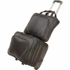 Maxam  2pc Trolley Business Overnight Bag with Laptop Bag