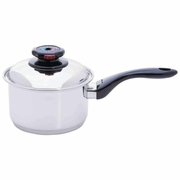 Maxam 9-Element 1.7qt Saucepan with Cover