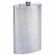 Maxam® Flask Stainless Steel  1 Gallon Capacity