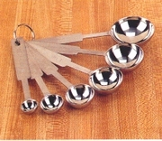 Measuring Spoons Heavy Weight Set