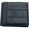 Mens Leather Bi-Fold Wallet
