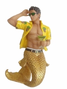 Merman  Ornament Aloha