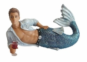 Merman Ornament Triton