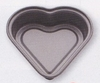 Mini Heart  Professional Quality Baking Pan  4-1/2""