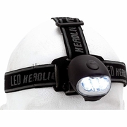 Mitaki-Japan® Wind-Up LED Head Lamp