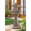 Water Fountain  Mosaic Courtyard     FREE SHIPPING