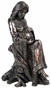 Mother Goddess Figurine 6-1/4""