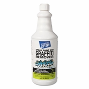 Motsenbocker's Lift-Off® #4  Spray Paint Graffiti Remover, 32oz, Bottle, 6/Carton