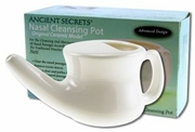Ancient Secrets Nasal Cleansing Pot (Neti Pot)
