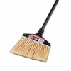 "O-Cedar Maxi-Angler Broom, Polystyrene Bristles, 51"" Handle, Black, 4/Carton  FREE SHIPPING"