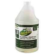 OdoBan® Concentrated Odor Eliminator Eucalyptus Gal. 4/cs  FREE SHIPPING
