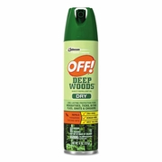 OFF!® Deep Woods Dry Insect Repellent