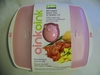OinkOink  Microwave Bacon Tray and Splatter Lid