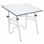 Opal Drawing Table with 31 x 42 Top