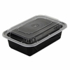 Pactiv VERSAtainer® Rectangular Food Containers 24oz  (150/case)