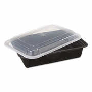Pactiv VERSAtainer® Rectangular Food Containers 38oz (150/case)