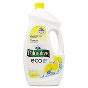 Palmolive Liquid Dishwasher Gel  75oz Bottle  (Case of 6) FREE SHIPPING
