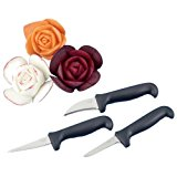 Paring Knives Set  3pc. Chef Harvey