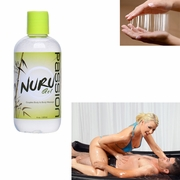Passion Nuru Couples Body to Body Massage Gel 8oz
