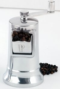 "Pepper Mill  Perfex Brand 4.5""h."