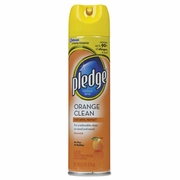 Pledge® Orange Clean Furniture Polish  9.7oz