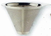 Pour-Over Coffee Filter Replacement  Stainless Steel