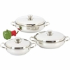 Precise Heat� 6pc 12-Element Saut� Set