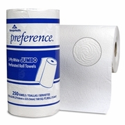 Preference  Paper Towels 250 Sheet Rolls (12/case)  FREE SHIPPING