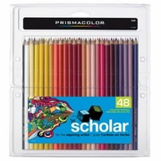 Prismacolor ® Scholar ® 48-Color Pencil  Set