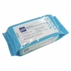 "Nice 'n Clean Baby Wipes, Unscented 7.9"" x 6.6"", White, 80/Pack 12 Packs/CT  FREE SHIPPING"