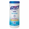 PURELL Sanitizing Wipes 100ct Tub   12/cs