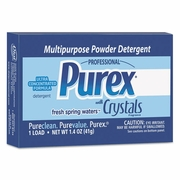 Purex  Ultra Concentrated Multipurpose Powder Detergent Vending Size 156/Case   FREE SHIPPING