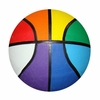 Rainbow Basketball Regulation Size #7