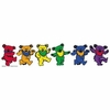Rainbow Dancing Bears Sticker