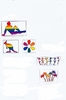 Rainbow Pride Clear Stickers