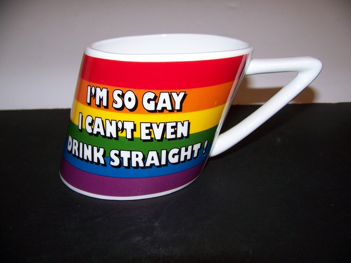 Im so gay i cant even drive straight funny carbumperwindow jdm euro sticker decals stickers