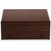 Reed & Barton Flatware Chest Bristol  Mahogany FREE SHIPPING