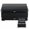 Reed & Barton Flatware Chest Manhattan Black FREE SHIPPING