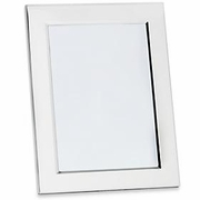 Reed & Barton Silverplated Classic Channel Frame, 5x7  FREE SHIPPING