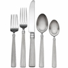 Reed & Barton Stainless Steel Flatware 65pc Set  Crescendo II Pattern  FREE SHIPPING