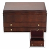 Reed &  Barton Victoria Jewelry Chest Mahogany  FREE SHIPPING