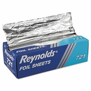 Reynolds Interfolded Foil Sheets 12 x 10.75