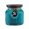 Ribbed Jar Candle Ocean Breeze