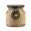 Ribbed Jar Candle Vanilla Cinnamon