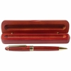 Rosewood Ballpoint Pen in Wood Gift Box