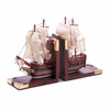 Sailing Scooner Bookends