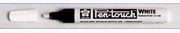Sakura Pen-touch  Marker   FINE POINT WHITE