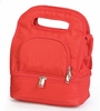 Savoy Lunch Bag Red